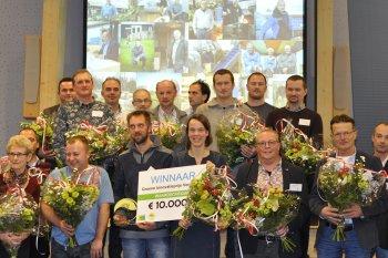 Groene innovatieprijs Gemeente Veere.